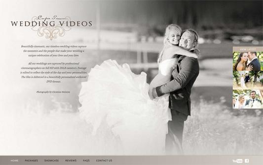 Cape Town Wedding Videos